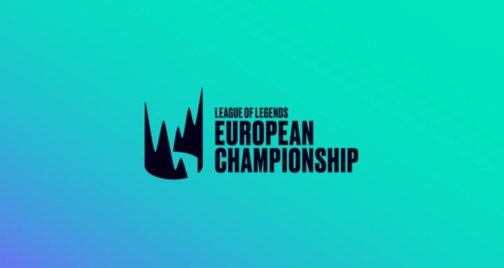 Logo de League of Legends European Championship.
