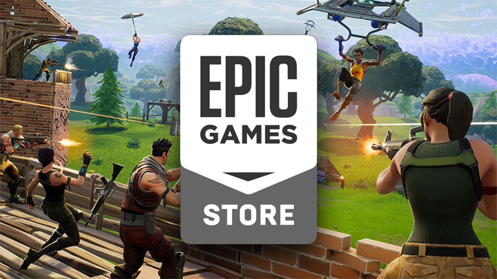 Epic Games Store.
