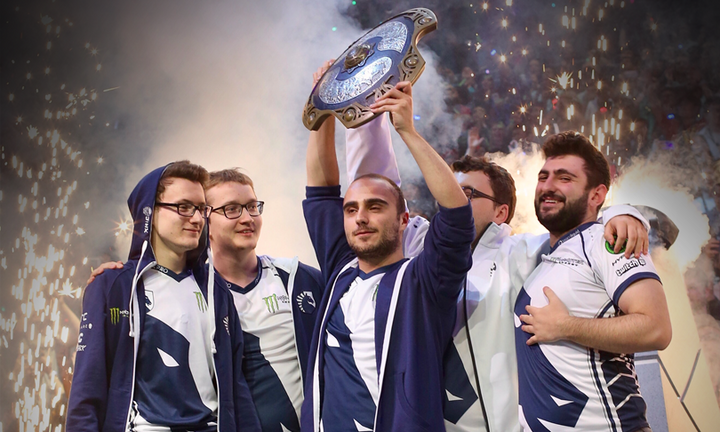 Team Liquid The International 2017