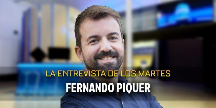 Entrevista Fernando Piquer
